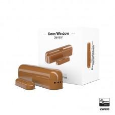 Fibaro FGK-106-ZW5 Door/Window Sensor - GEN5 (Brown)