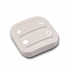 NodOn CRC-3-6 - Z-Wave Plus, Soft Remote, cozy grey